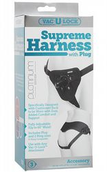 Supreme Harness With Plug