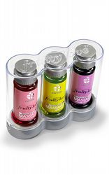 Massageoljor Massageljus Swede Massage 3-pack Melon Strawberry Raspberry 3 x 50 ml