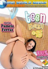 Third World Media Teen Brazil Vol 13