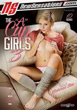 Små Bröst The A Cup Girls Vol 3 - 2 Disc