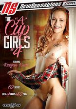 New Sensations The A Cup Girls Vol 4 - 2 Disc