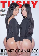 Tushy.com The Art Of Anal Sex Vol 4