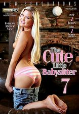 Rakade Tjejer The Cute Little Babysitter Vol 7