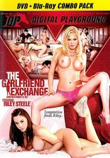 Blu-Ray The Girlfriend Exchange - DVD & Blu-Ray Pack