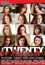 The Twenty Redheads - 3 Disc Box