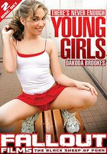 Fallout Films There´s Never Enough Young Girls - 2 Disc