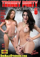 Trans Sex Tranny Panty Busters Vol 6