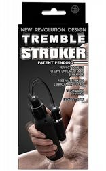 Tremble Stroker Black