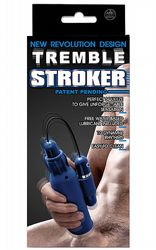 Tremble Stroker Blue