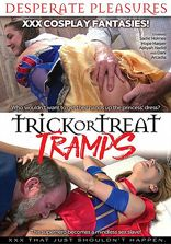 Ung & Gammal Trick Or Treat Tramps
