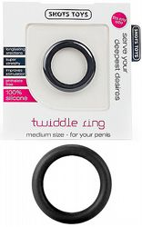Twiddle Ring Tight Black