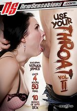 Fetish Use Your Throat Vol 2 - 2 Disc