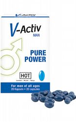 Prestationshöjande V-Activ for Men 20-pack
