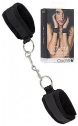 Velcro Cuffs Black