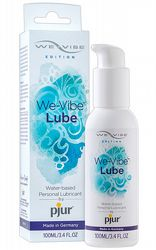 Vattenbaserat glidmedel We-Vibe Lube 100 ml